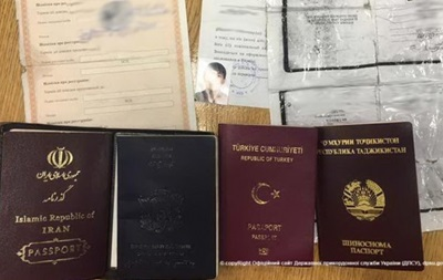 В Киеве задержали 35 нелегальных мигрантов