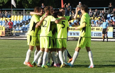 Официально: Днепродзержинская Сталь будет играть в Премьер-лиге