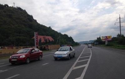 Спустя пять дней в Мукачево разблокировали трассу Киев-Чоп