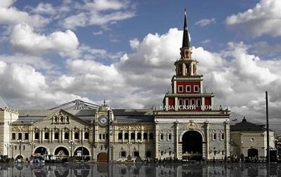 На Казанском вокзале в Москве произошел взрыв