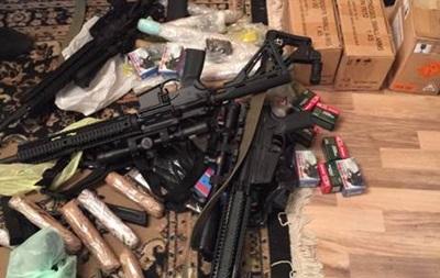 Под Киевом задержали торговцев крупной партии оружия
