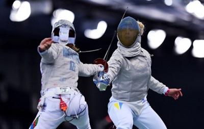 Фехтование. Украинки проиграли России в финале чемпионата мира