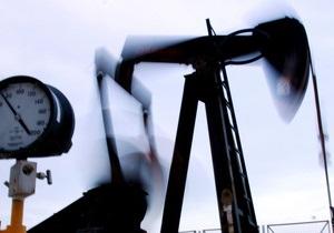 Цены на нефть в Европе значительно снизились