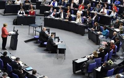 Как в бундестаге спорили о Греции