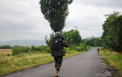 Спецоперация под Мукачево: Силовики окружили Правый сектор