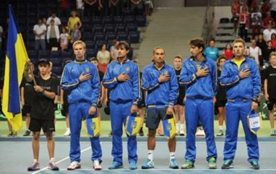 Кубок Девіса: Українці Долгополов і Молчанов програли парну зустріч