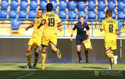 Металлист обыграл Карпаты в первом туре чемпионата Украины