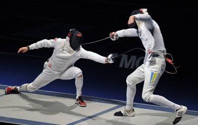 Украинские шпажисты победили на чемпионате мира в Москве