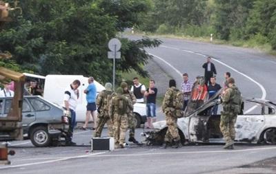 Перестрелка в Мукачево: МВД разыскивает причастных с обеих сторон
