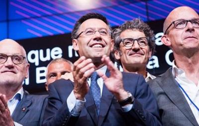Барселона провела выборы нового президента клуба