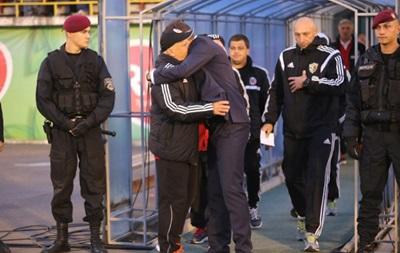Тренеры Ворсклы и Волыни не пожали друг другу руки после матча