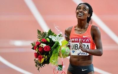 Легкая атлетика: Дибаба ставит новый мировой рекорд на Бриллиантовой лиге