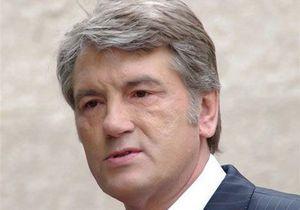Ющенко выдвинул Кузьмину условия для сдачи крови