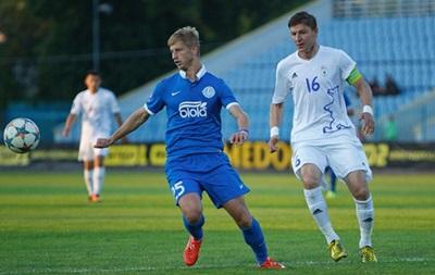 Днепр начинает чемпионат в Ужгороде с ничьей