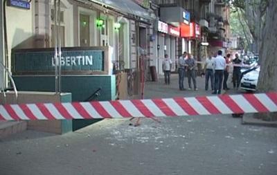 В баре в центре Одессы ночью прогремел взрыв