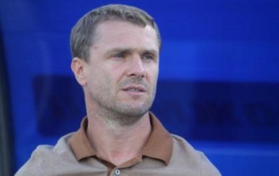 Ребров: Ленс сказал, что у него мотивации играть в Динамо уже нет