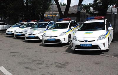 В Днепропетровске начался отбор в патрульную службу