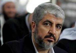 Лидер ХАМАС: Мы не можем признать Израиль