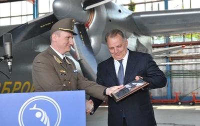 Украинский авиазавод получил сертификат НАТО
