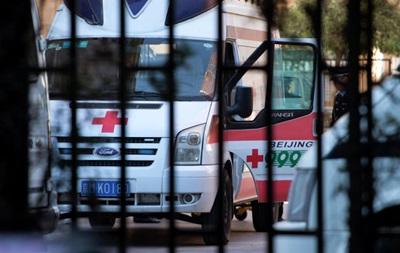 В китайском парке прогремел взрыв, есть жертвы