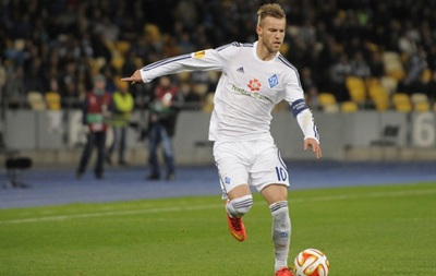 Ребров отговорил Ярмоленко от перехода в Сток Сити - источник