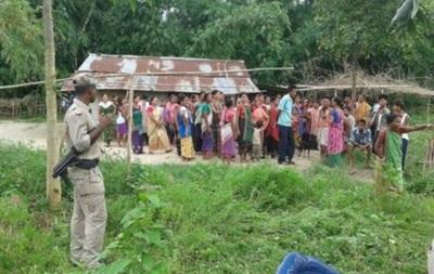 В Индии жители деревни обезглавили женщину за колдовство