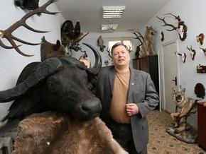 Украинские депутаты и бизнесмены полюбили трофейную охоту