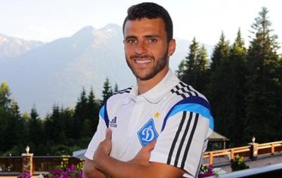 Мораес: Хочу закрепиться в основном составе Динамо