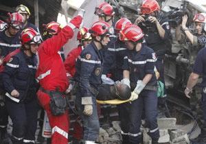 Через 14 дней после землетрясения на Гаити под обломками обнаружен живой человек