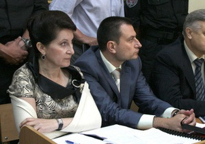 Суд отказал Тимошенко в отводе прокуроров и объявил перерыв до 14:00
