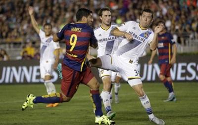 Барселона побила рекорд посещаемости в США