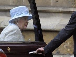 В Британии репортеры проникли в королевский гараж