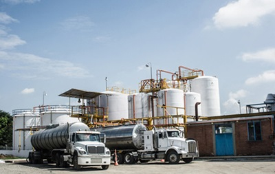 На Ивано-Франковщине пытались контрабандой вывезти 800 тонн химиката