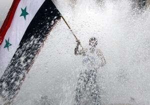Европейские страны и Австралия высылают послов Сирии