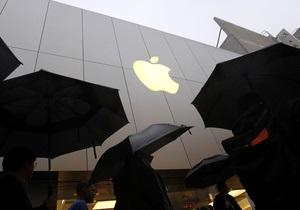 Apple тянет вниз весь фондовый рынок США