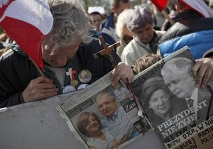 Сегодня в Кракове похоронят президента Польши