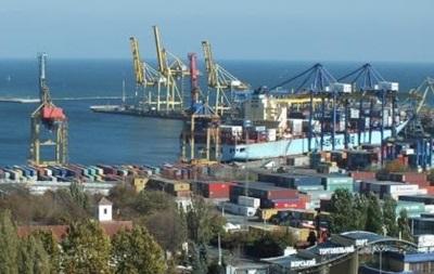 Коллектив Ильичевского порта просит встречи с Саакашвили