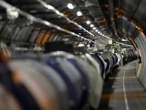 Адронный коллайдер запустят через несколько дней