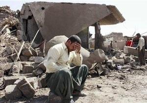 Терроризм в Ираке: Показатель смертности в июле превысил пятилетний рекорд апреля