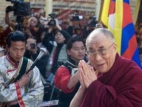 Далай-лама вновь призвал Пекин к установлению автономии в Тибете