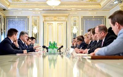 Евродепутаты в Киеве: Поддержка Украины и критика России