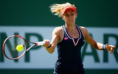 Украинская теннисистка вышла в полуфинал турнира WTA в Турции