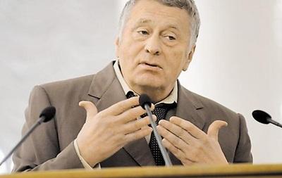 Жириновский предложил российский аналог для слова  селфи