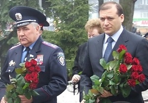 Советник Добкина возглавил харьковскую милицию
