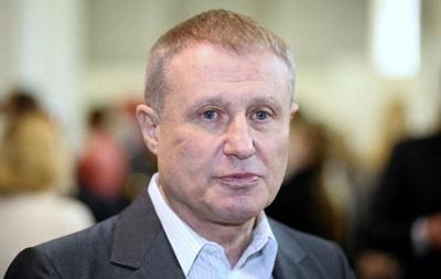 Суркис поддержит Платини и не будет претендовать на пост главы UEFA