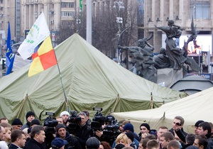 Милиция завершила расследование дела о повреждении плитки на Майдане