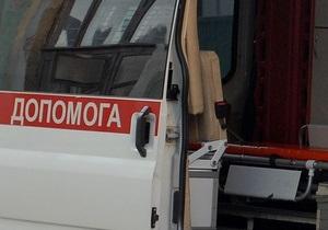 В Харьковской области произошло ДТП, шесть человек пострадали