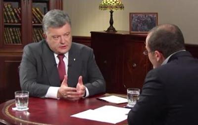 Порошенко назвал позором выборы на 205 округе в Чернигове