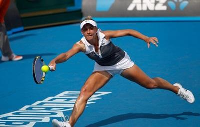 Українка Цуренко вперше за кар єру вийшла у фінал тенісного турніру