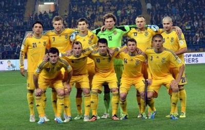 Сборная Украины узнала расписание матчей отбора на ЧМ-2018
